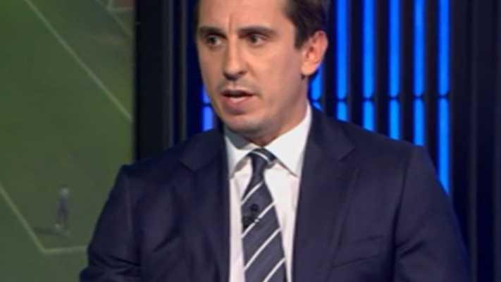 Manchester United Gary Neville Chelsea