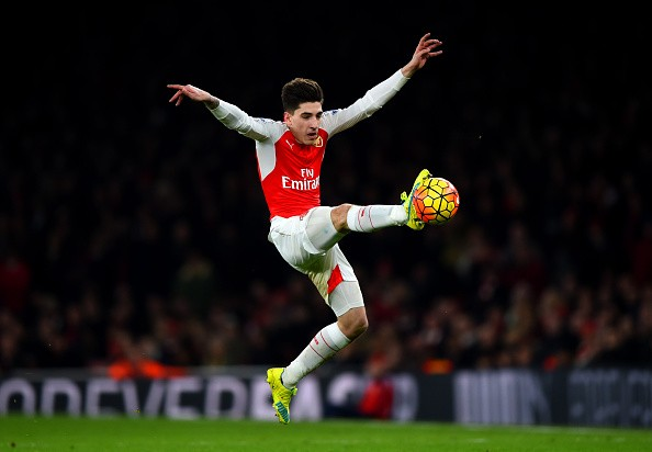 Hector Bellerin injury news vs burnley