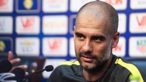 Man City Coach