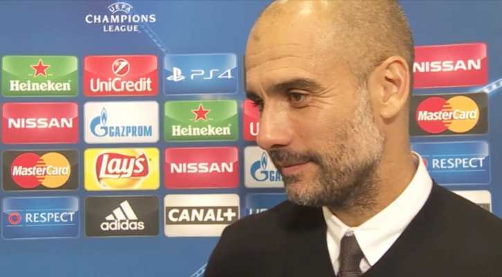 Guardiola match comment