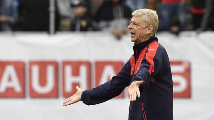 arsene wenger arsenal job