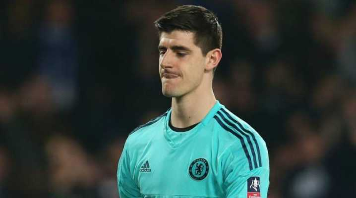 Thibaut Courtois injury