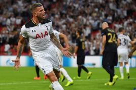 Tottenham defender Toby Alderweireld