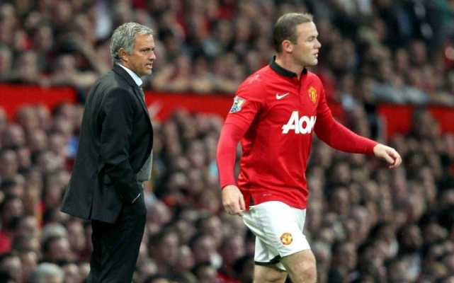 I am Happy Here, I Only Need More Playing Time Under Mourinho wayne rooney