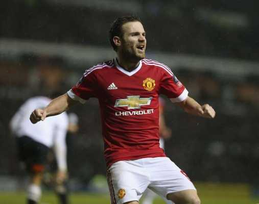 juan mata injury