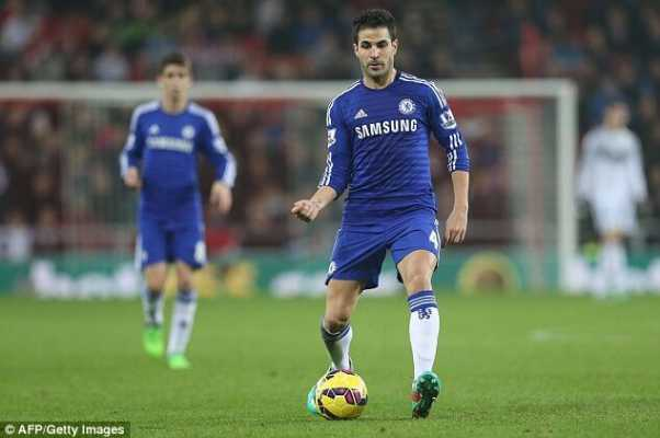 chelsea to sell fabregas Galatasaray