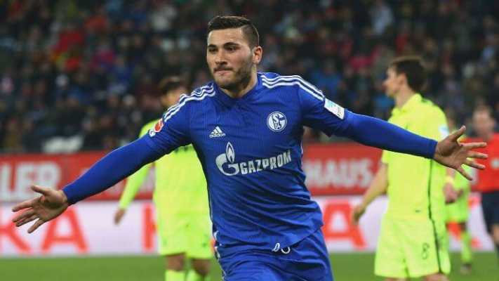 done deal Sead Kolasinac arsenal