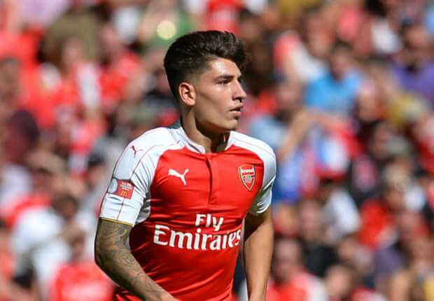 Hector Bellerin barcelona arsenal transfer news