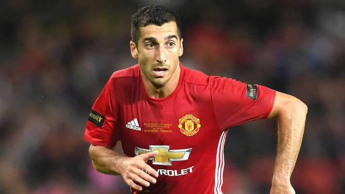 Henrikh Mkhitaryan injury bad news for man united