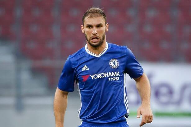 Antonio Conte Issues Another Key Update On Chelsea Branislav Ivanovic Transfer