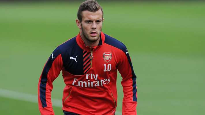 Jack Wilshere injury