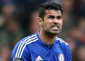 Diego Costa blamed for defeat against crystal palace