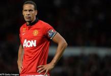 Manchester United Rio Ferdinand Chelsea Arsenal