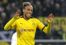 arsenal Pierre-Emerick Aubameyang