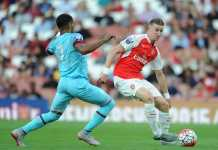 Ben Sheaf agrees new arsenal deam