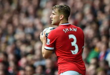 Jose Mourinho has completely ruled out Lucke Shaw exit