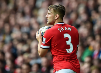 Jose Mourinho Luke Shaw best player man united