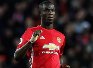eric bailly returns to training