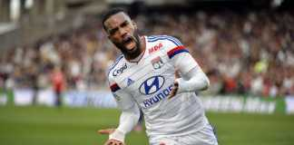 Alexandre Lacazette arsenal transfer news
