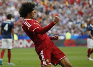 Marouane Fellaini manchester united transfer news