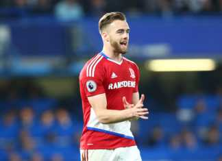 Calum Chambers everton arsenal