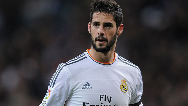 Isco makes Real Madrid starting lineup for 1st time under Solari