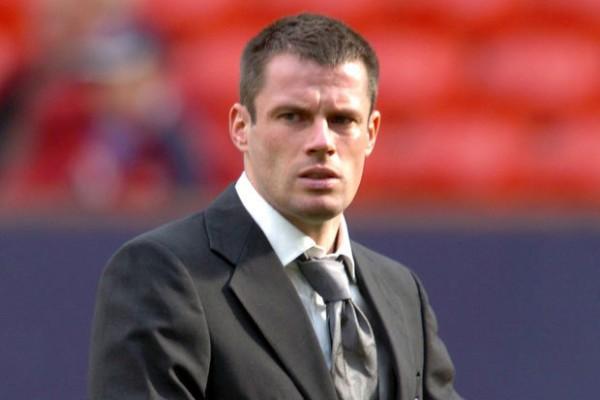 Jamie Carragher Chelsea Arsenal Liverpool