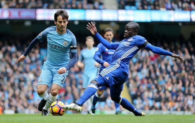 chelsea N'Golo Kante player of the year award
