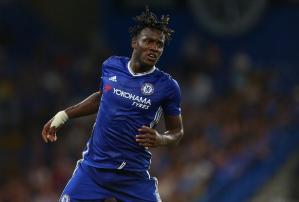 Michy Batshuayiplay i will play for chelsea on one condition
