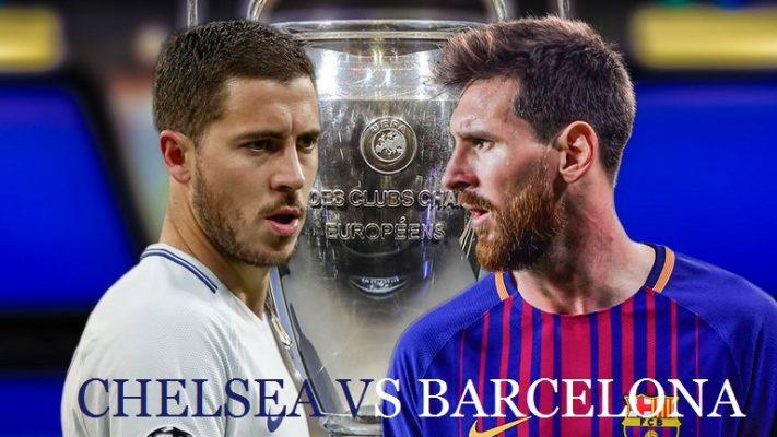 Barcelona vs Chelsea second leg