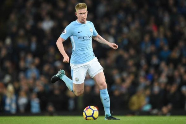 93df90479441 England Are Favourites For Euro 2020 – Kevin De Bruyne - 234sport