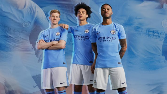 Did you notice Man City new away kit in flesh during their match against  Arsenal  112e3acc6