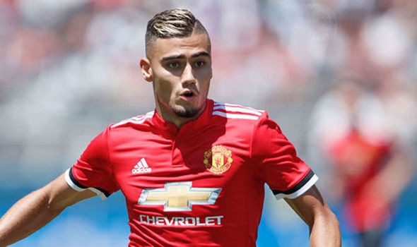 Andreas Pereira put on transfer list with Chelsea and Arsenal preparing bids