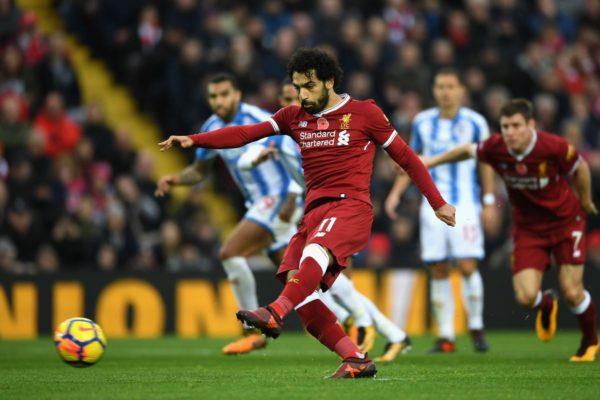 Huddersfield vs Liverpool