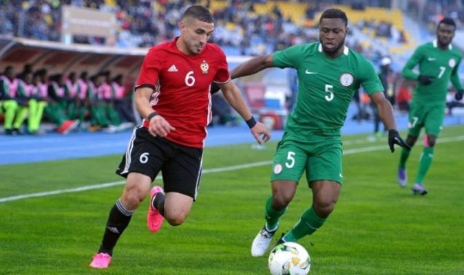 Libya vs Nigeria
