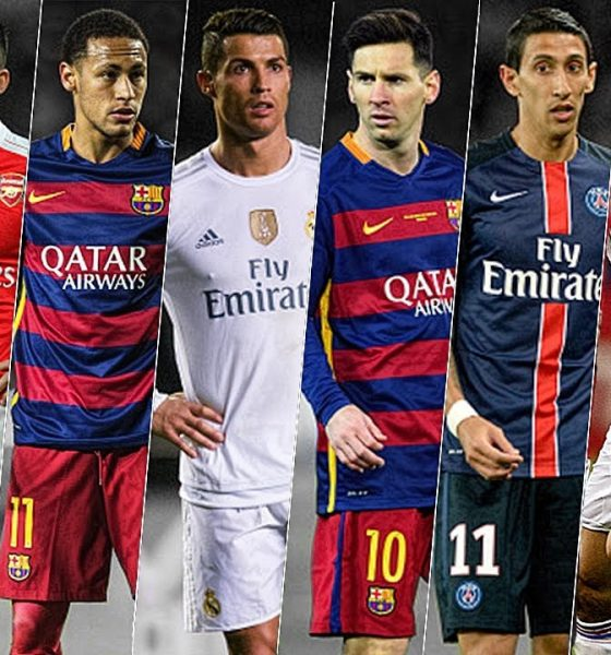 Famous Soccer Players